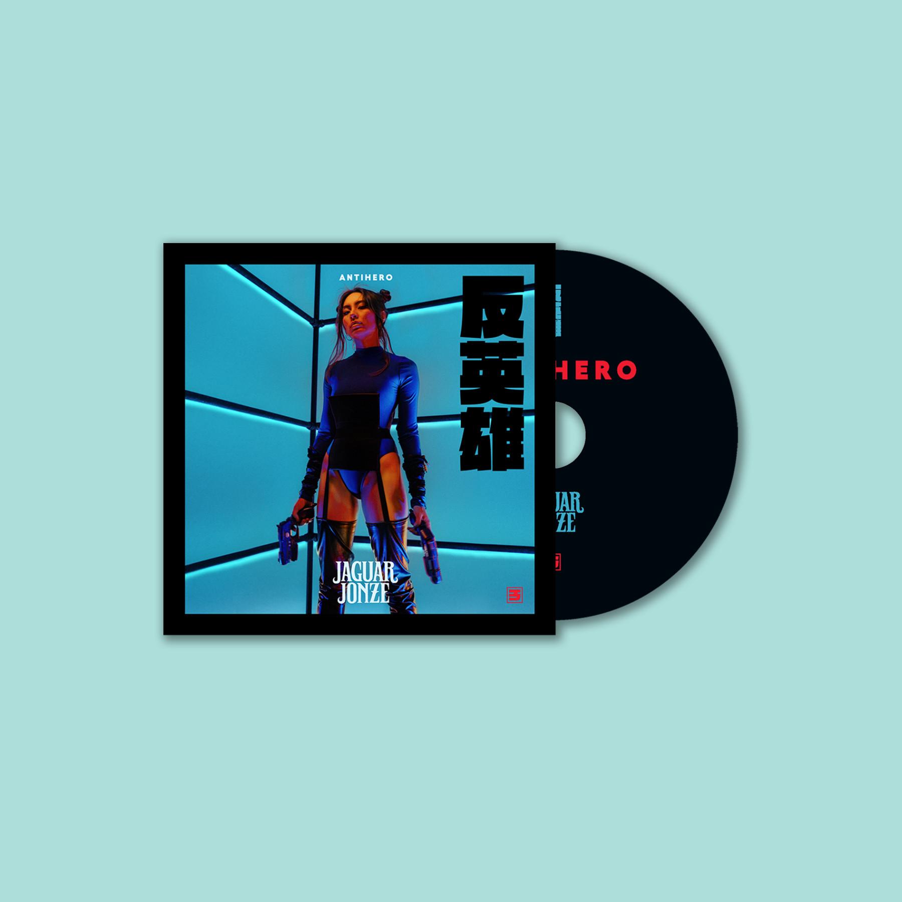 ANTIHERO CD
