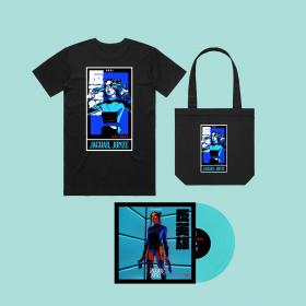 ANTIHERO Tee & Vinyl Bundle